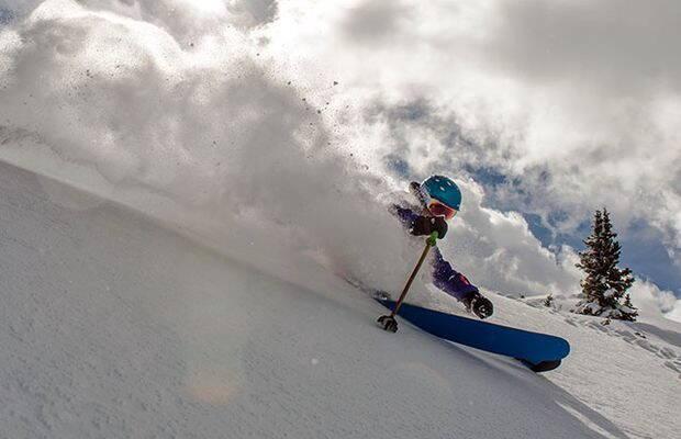 ski-powder