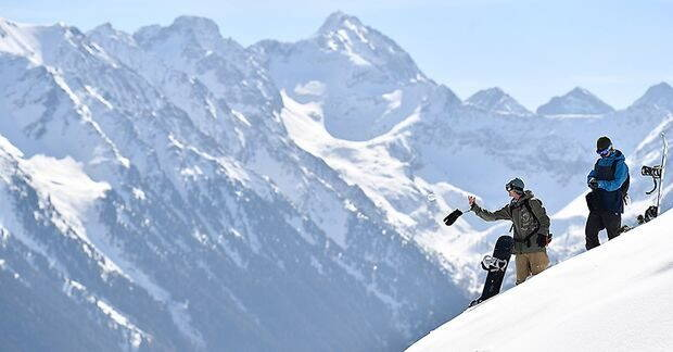 snowboard-freeride