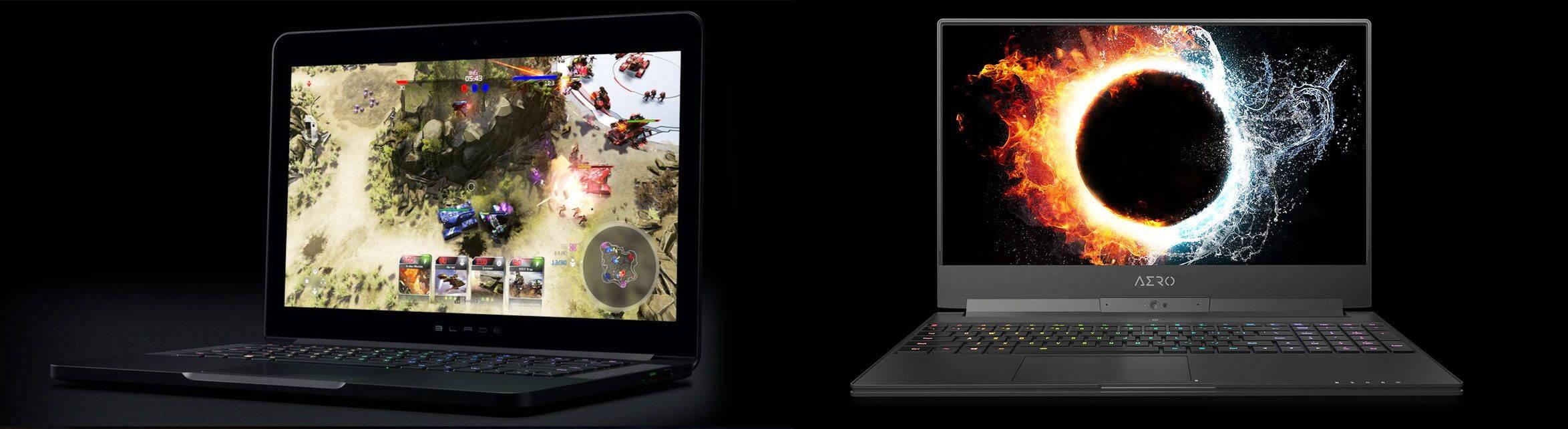 Laptopuri de gaming ultraportabile: Acer Triton și Asus Zephyrus
