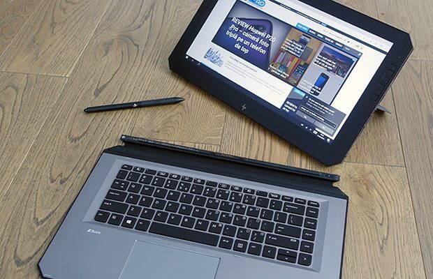 HP ZBook X2 – workstation mobil pentru artiști grafici profesioniști
