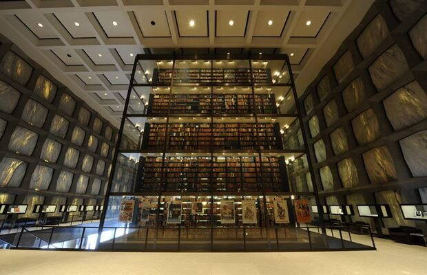 libraria-Beinecke