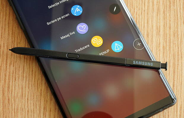 Review Samsung Galaxy Note9 – excelent și piperat