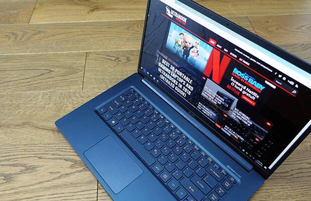 Acer Swift 5 SF515-51T impresii – cel mai ușor laptop de 15-inch al momentului