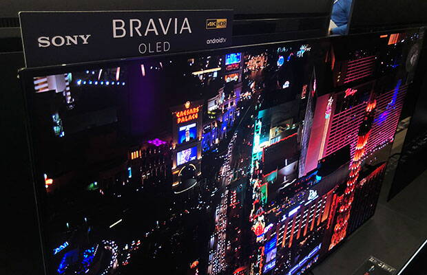 Televizoarele Sony în 2019 – OLED 4K, LED 8K și 4K în multiple versiuni