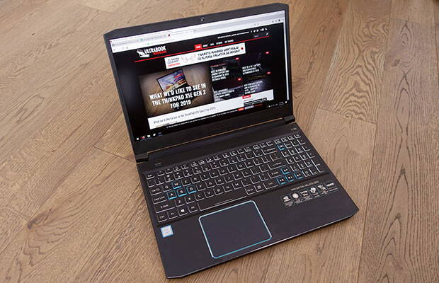 Acer Predator Helios 300 review și teste (model 2019 – Core i7, RTX 2060)