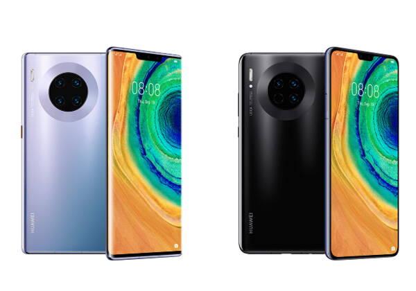 Huawei Mate 30 și Mate 30 Pro: poze și păreri despre telefoanele fără aplicații Google