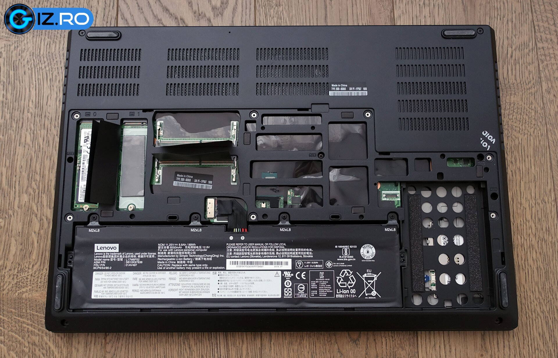 lenovo-thinkpad-p73-internals
