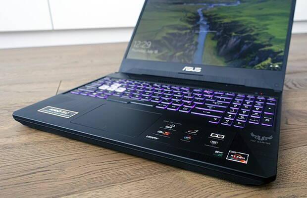 Asus TUF Gaming FX505DV review și teste (AMD Ryzen, RTX 2060) – gaming de buget