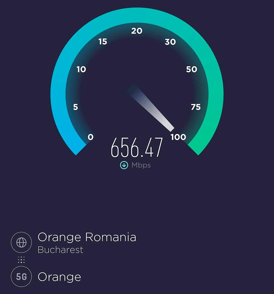 viteza maxima orange 5g