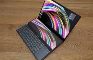 Asus ZenBook Duo Pro UX581