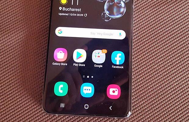Samsung Galaxy S20 Ultra review: smartphone complet, cu preț pe măsură