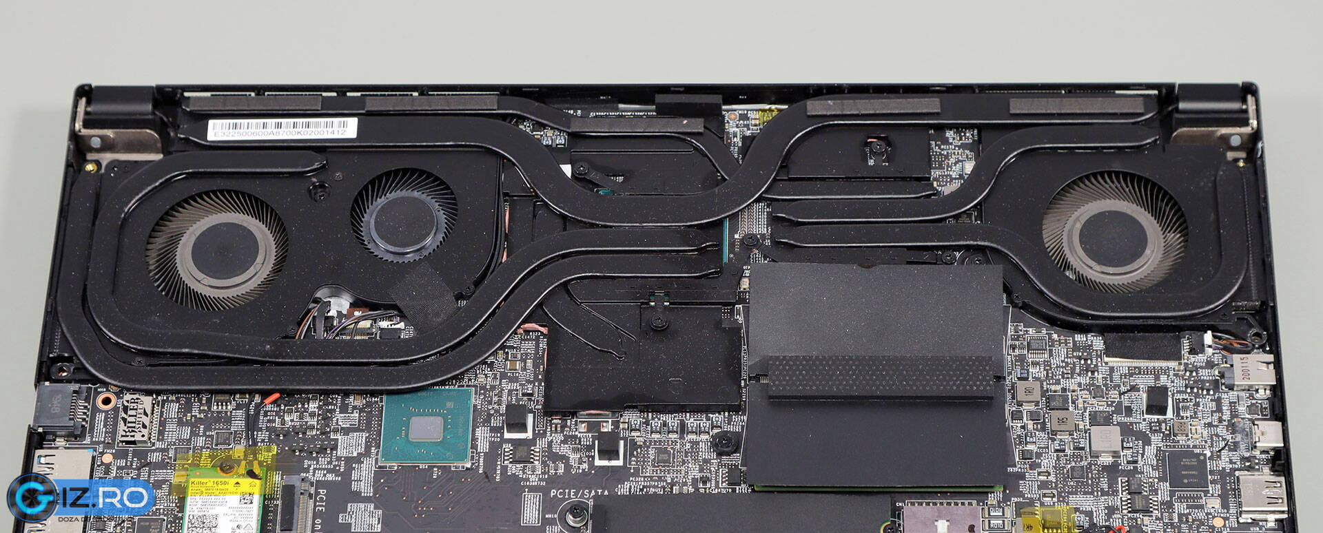 MSI-GS66-Stealth-cooling