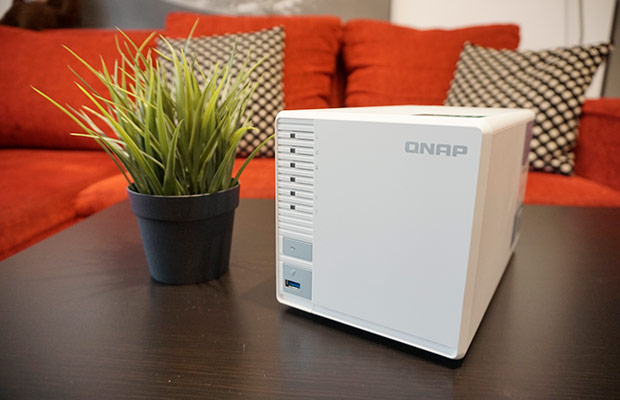 QNAP TS-328 review: un NAS capabil, pentru acasă