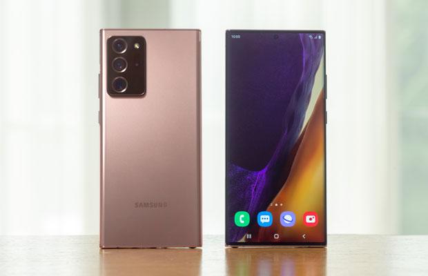 Samsung Galaxy Note 20 și Note 20 Ultra: poze, păreri și prețuri