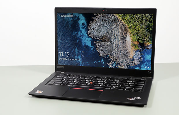 Lenovo ThinkPad T14s review – laptop business cu AMD Ryzen Pro 4000