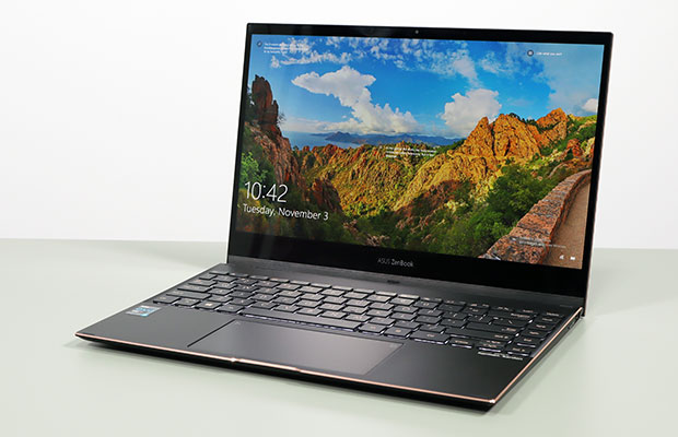ASUS ZenBook Flip S Evo UX371 review – OLED în format 2-in-1 premium