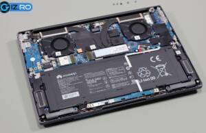 huawei-matebook-14-internals-battery-speakers