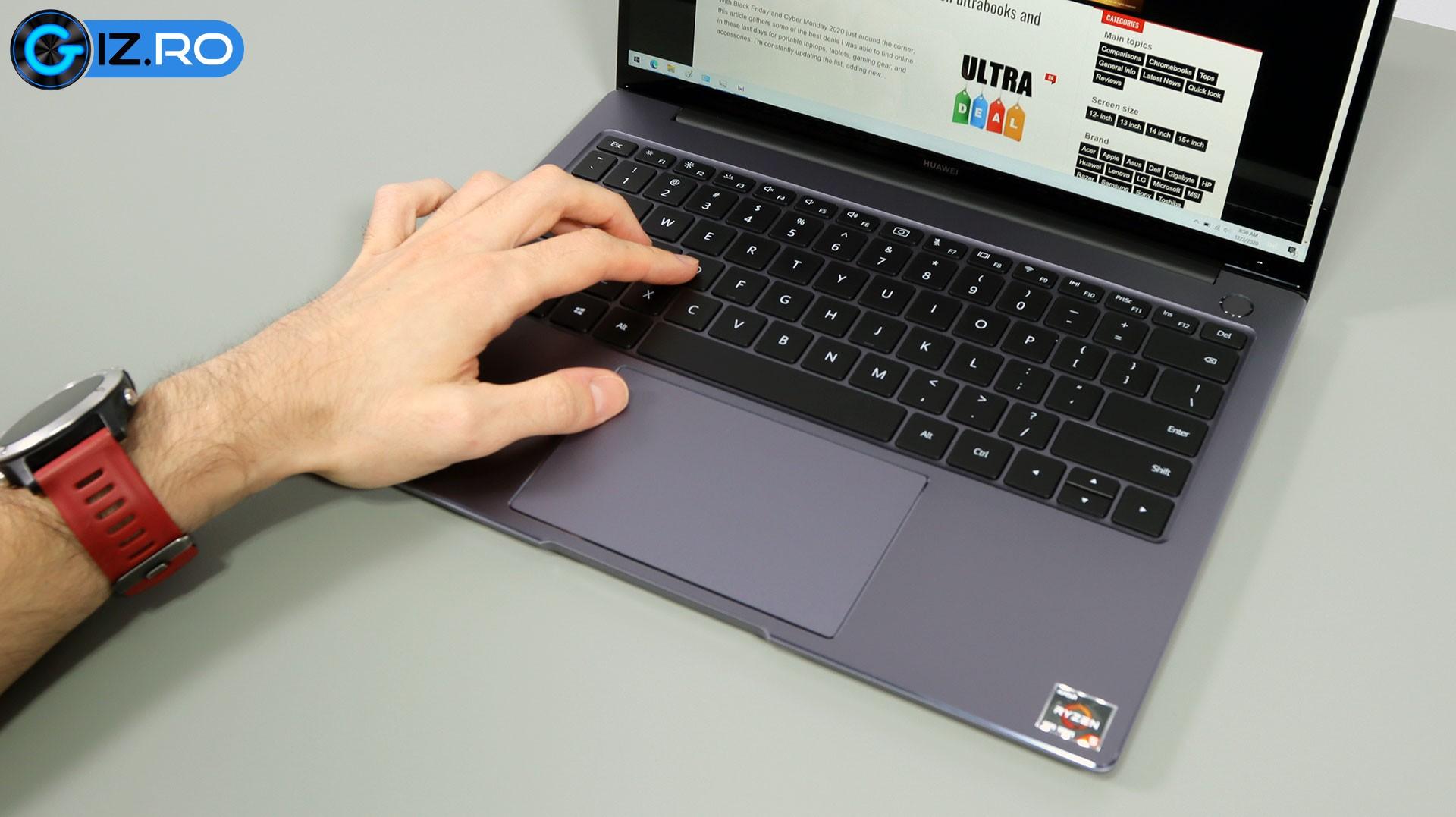huawei-matebook-14-keyboard-clickpad
