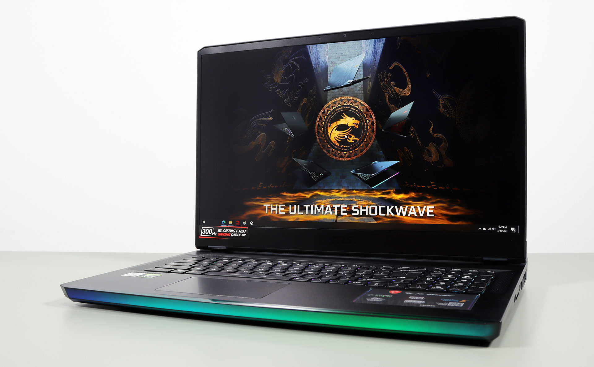 MSI GE76 Raider review – gaming la superlativ