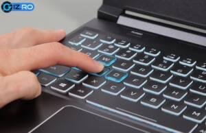 acer predator helios 300 keyboard stroke